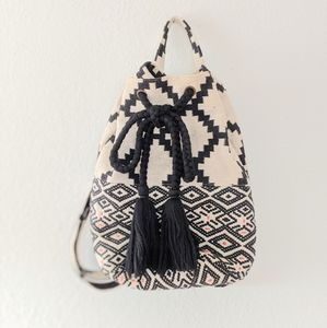 Mossimo Supply Co. Tribal Patterned Backpack